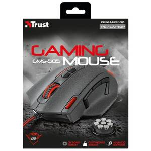 Mouse gaming Trust GMS-505 black