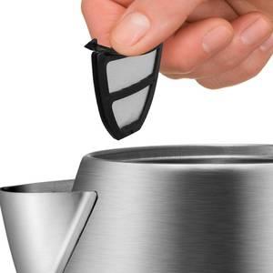 Fierbator Unold Onyx 2200 W 1.7 Litri filtru anticalcar Inox