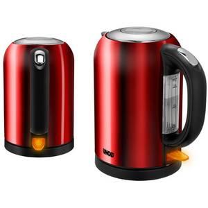 Fierbator Unold U18122 1.7 Litri 2200W filtru anticalcar Rosu
