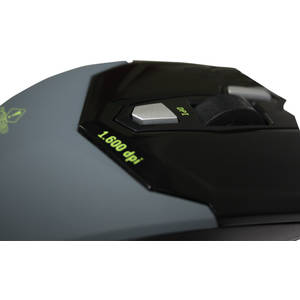 Mouse gaming Keepout X2 Black