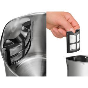 Fierbator Unold U8155 2200W 1.7 Litri Inox/Negru