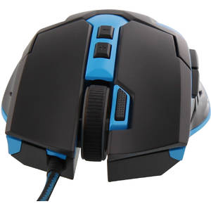 Mouse gaming TnB Fury Black / Blue
