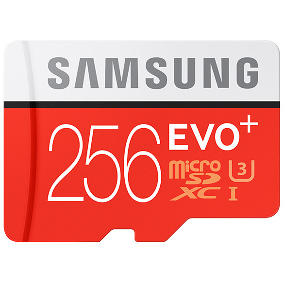 Card Microsdxc Evo Plus 256gb Clasa 10 Uhs-1 U1 95