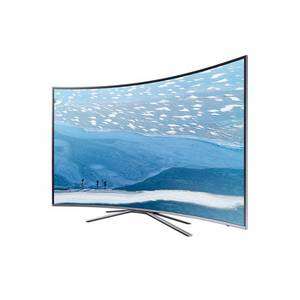 Televizor Samsung UE55KU6502 Full HD 138 cm  Argintiu