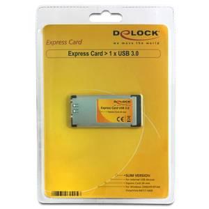 Adaptor Generic Express Card la 1 x USB 3.0