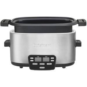 Multicooker Cuisinart MSC600E 1240W 5.7 Litri Inox