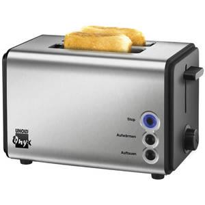 Prajitor de paine Unold Onyx Compact U38015 850W Argintiu