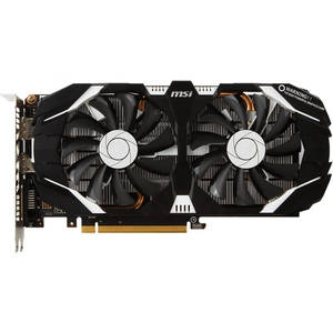 Placa video MSI nVidia GeForce GTX 1060 6GT OCV1 6GB DDR5 192bit