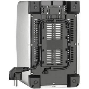 Gratar electric Unold U58590 2100W 2 termostaturi  Alb