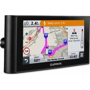 Navigatie GPS Garmin DeziCam LMT 6 inch Truck Full Black