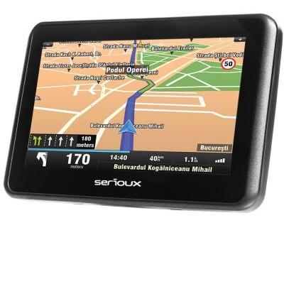 GPS Urban Pilot UPQ430 4.3 inch thumbnail