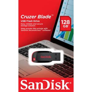 Memorie USB Sandisk Cruzer Blade 128GB USB 2.0