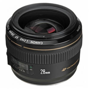 Obiectiv Canon EF 28mm f/1.8 USM
