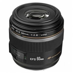 Obiectiv Canon EF-S 60mm f/2.8 Macro USM (1:1)