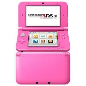 Consola portabila Nintendo 3DS XL Pink