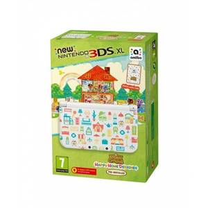 Consola portabila Nintendo 3DS XL Animal Crossing HHD + Card