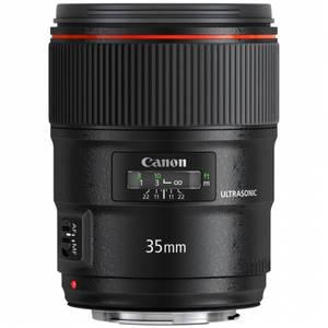 Obiectiv Canon EF 35mm f/1.4 L II USM