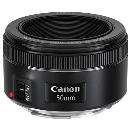 Obiectiv EF 50mm f/1.8 STM thumbnail
