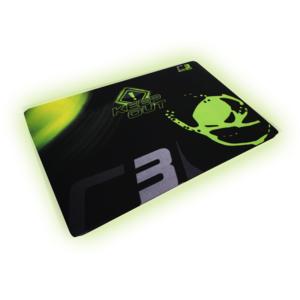 Mousepad Keepout R3 Negru/Verde