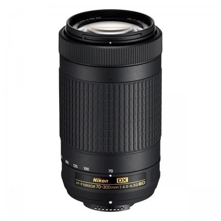 Obiectiv Af-p Nikkor 70-300mm F/4.5-6.3g Ed