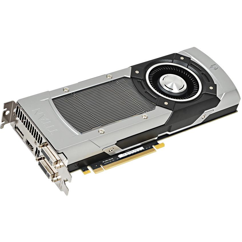 Placa Video Nvidia Geforce Gtx Titan Gpu 6gb Gddr5