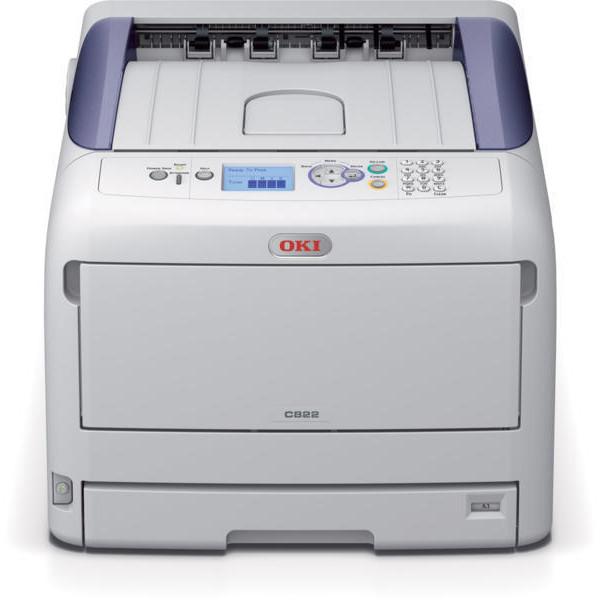 Imprimanta Laser Color Imprimanta Laser Oki C822n