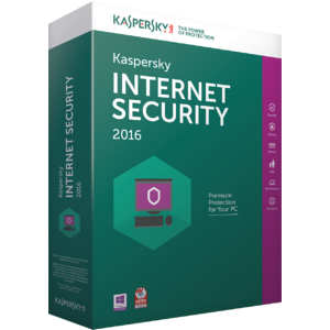Antivirus KASPERSKY LABS KL1941OBEFS-SP Internet Security 2016 5 user 1 an Base Box