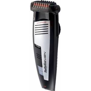 Aparat de tuns barba + Trimmer nas Babyliss Ltd Edition 2016 E846FPE Negru