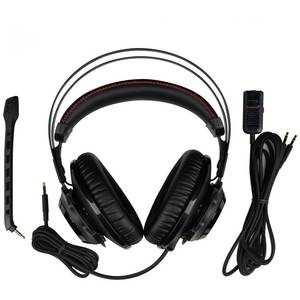 Casti Kingston HyperX Cloud Revolver, Negru - HX-HSCR-BK