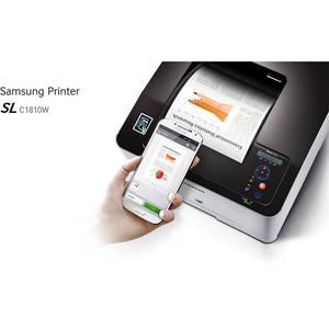 Imprimanta laser color Samsung SL-C1810W/SEE