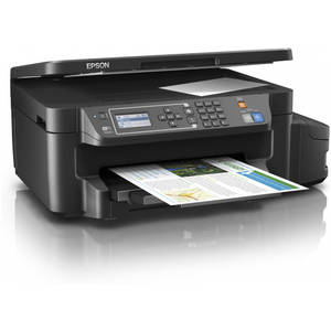Multifunctionala Epson L605 inkjet color A4 Duplex WiFi