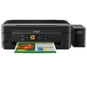 Multifunctionala Epson L486 inkjet color A4 WiFi