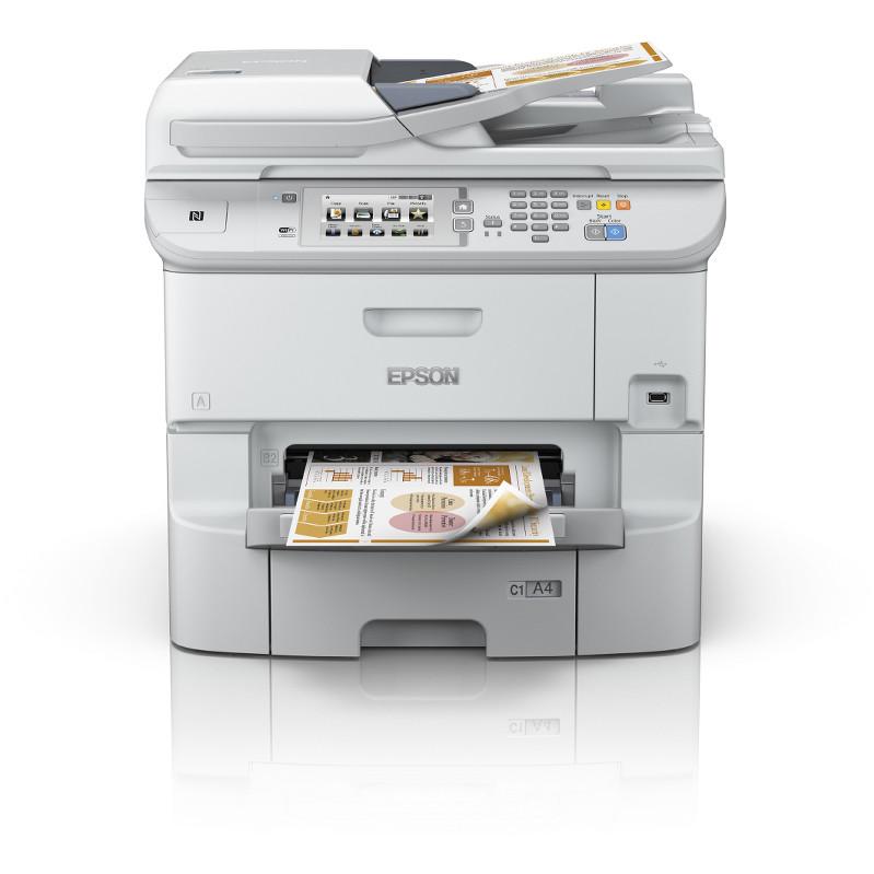 Multifunctionala Workforce Pro Wf-6590dwf Inkjet C