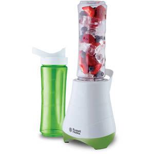 Mini blender Russel Hobbs Mix & Go 21350-56 300W Alb/Verde