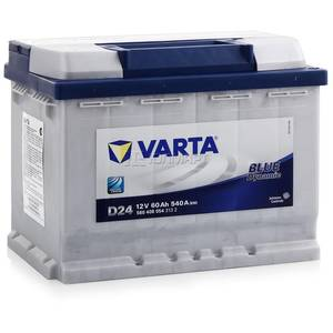 Baterie auto Varta BLUE DYNAMIC 560408054 D24 60Ah 540A