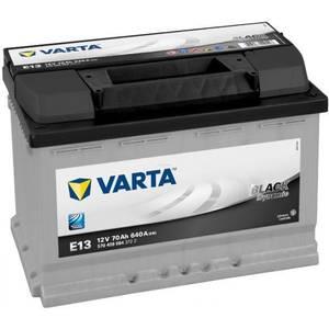 Baterie auto Varta BLACK DYNAMIC 570409064 E13 70Ah 640A