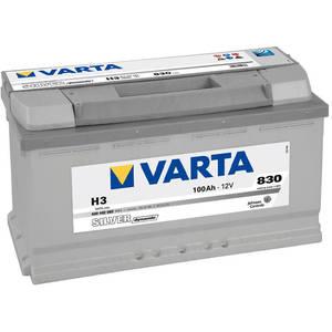 Baterie auto Varta SILVER DYNAMIC 600402083 H3 100Ah 830A