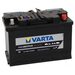 Baterie auto Varta PROMOTIVE BLACK 600123072 H9 100Ah 720A