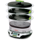 Vitacuisine Compact VS400333 1800W Alb/Negru