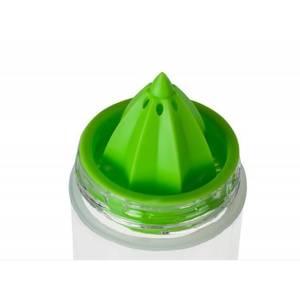 Sticla cu storcator citrice VANORA Port  750 ml Verde