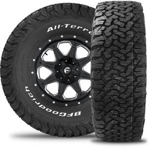 Anvelopa Vara BF Goodrich All Terrain T_a Ko2 315/70R17 121/118S