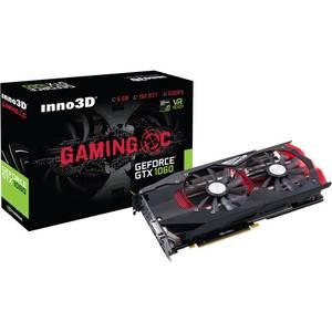 Placa video INNO3D nVidia GeForce GTX 1060 Gaming OC 6GB DDR5 192bit