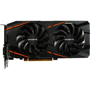 Placa video Gigabyte AMD Radeon RX 480 Windforce 4GB DDR5 256bit