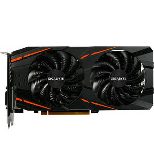Placa video Gigabyte AMD Radeon RX 480 Windforce 8GB DDR5 256bit