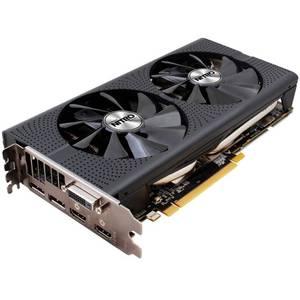 Placa video Sapphire AMD Radeon RX 480 NITRO+ 4GB DDR5 256-bit Lite