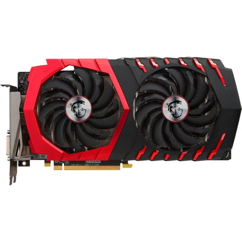 Placa Video Amd Radeon Rx 470 Gaming 4gb Ddr5 256b