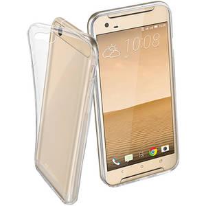 Husa Protectie Spate Cellularline FINECONEX9T Transparent pentru HTC One X9