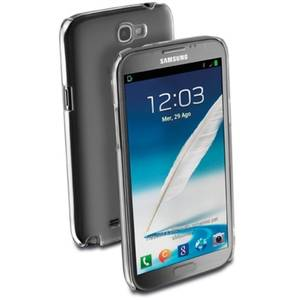 Husa Protectie Spate Cellularline INVISIBLECNOTE2 Invisible Transparent pentru SAMSUNG GALAXY NOTE 2 N7100