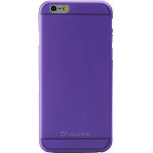 Husa Protectie Spate Cellularline COLORSLIPH647V Violet pentru APPLE iPhone 6, iPhone 6S