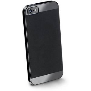 Husa Protectie Spate Cellularline SOFTSLIMIPHONE5BK Negru pentru APPLE iPhone 5s, iPhone SE
